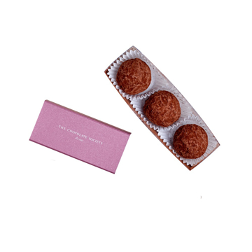 Branded Box of Luxury Chocolate Truffles